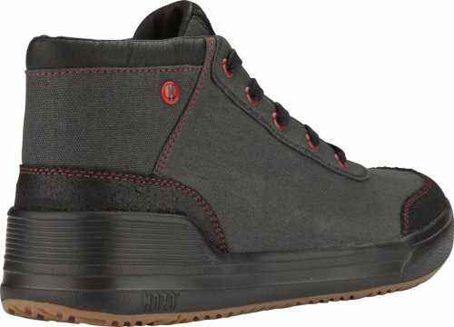 Mozo Mens Chef Shoes The Natural Canvas Style 3834
