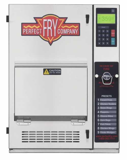 Perfect Fry-PER-PFC3750-35