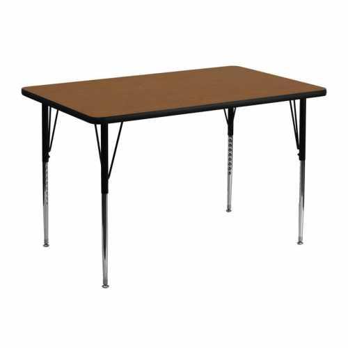 Flash Furniture-FLA-XU-A3048-REC-OAK-H-A-GG-31