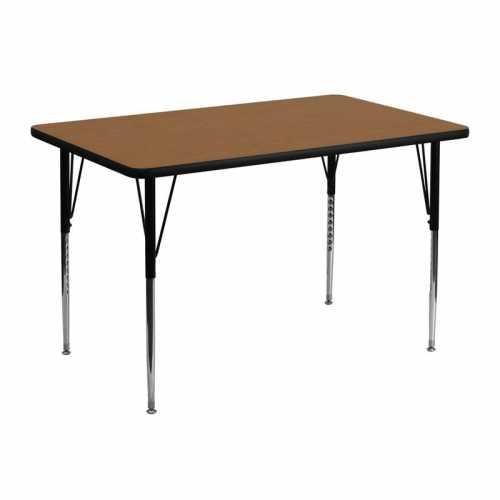 Flash Furniture-FLA-XU-A3048-REC-OAK-T-A-GG-31