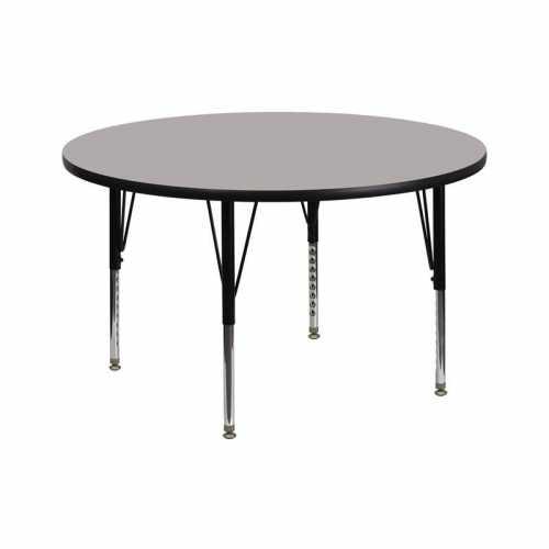 Flash Furniture-FLA-XU-A42-RND-GY-H-P-GG-31