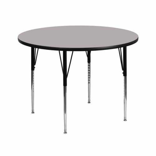 Flash Furniture-FLA-XU-A42-RND-GY-T-A-GG-31