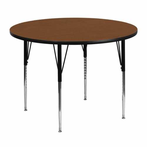 Flash Furniture-FLA-XU-A48-RND-OAK-H-A-GG-31