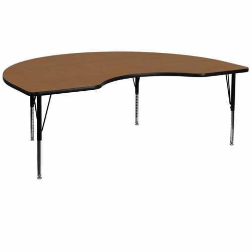 Flash Furniture-FLA-XU-A4872-KIDNY-OAK-T-P-GG-31