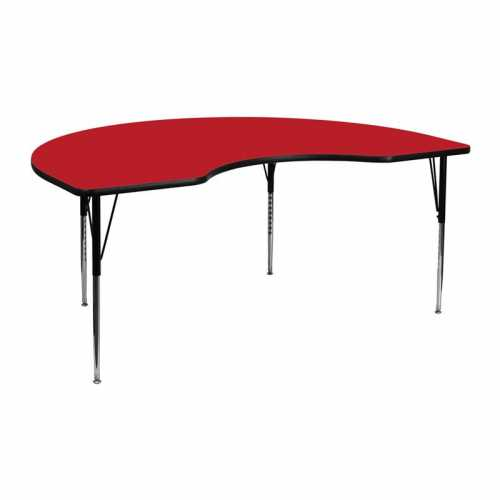 Flash Furniture-FLA-XU-A4872-KIDNY-RED-H-A-GG-31
