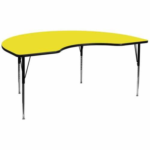Flash Furniture-FLA-XU-A4896-KIDNY-YEL-H-A-GG-31
