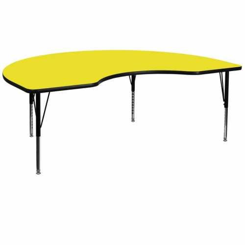 Flash Furniture-FLA-XU-A4896-KIDNY-YEL-H-P-GG-31
