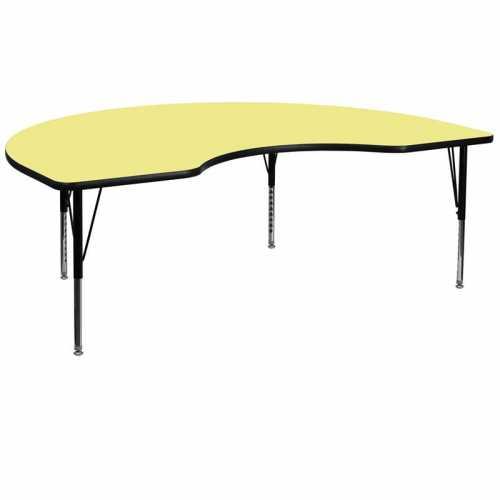 Flash Furniture-FLA-XU-A4896-KIDNY-YEL-T-P-GG-31