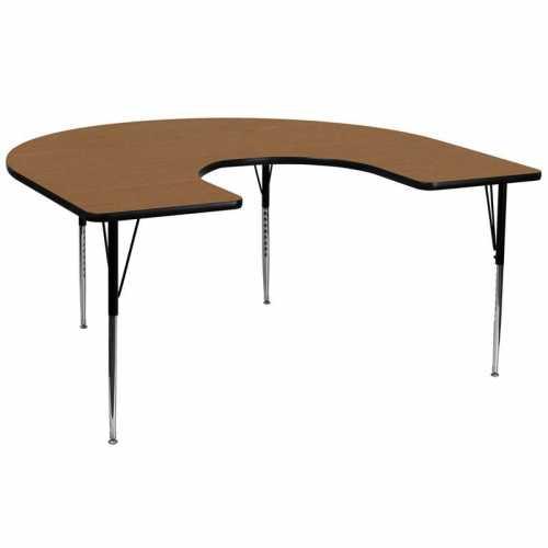 Flash Furniture-FLA-XU-A6066-HRSE-OAK-T-A-GG-31