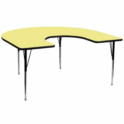 Flash Furniture-FLA-XU-A6066-HRSE-YEL-T-A-GG-31