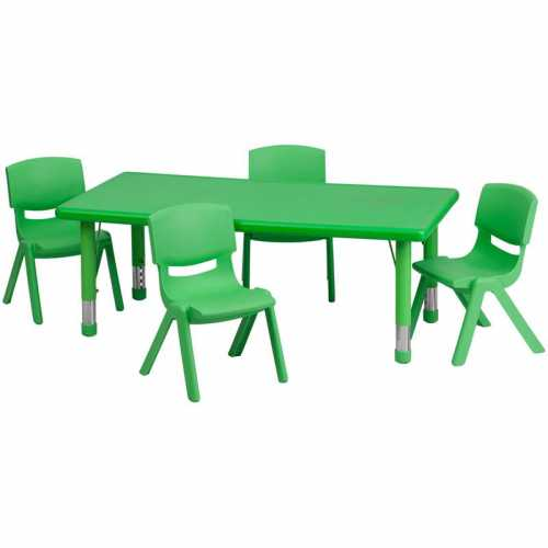 Flash Furniture-FLA-YU-YCX-0013-2-RECT-TBL-GREEN-R-GG-31