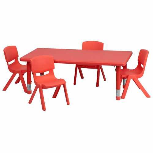 Flash Furniture-FLA-YU-YCX-0013-2-RECT-TBL-RED-R-GG-31