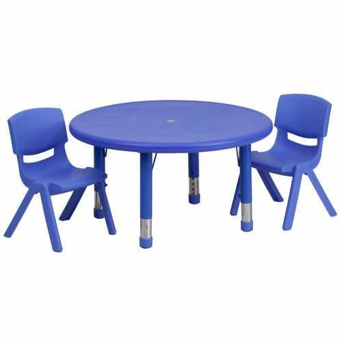 Flash Furniture-FLA-YU-YCX-0073-2-ROUND-TBL-BLUE-R-GG-31