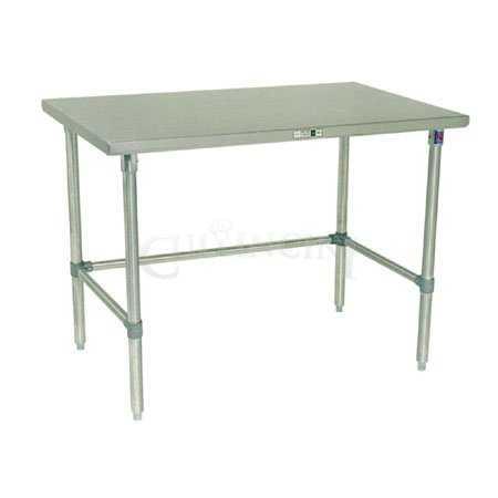John Boos Standard Work Table Gauge W X D Stainless Steel - 16 gauge stainless steel table