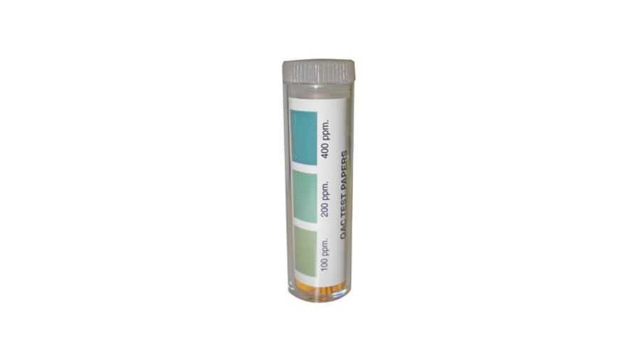 Chemical Test Strips
