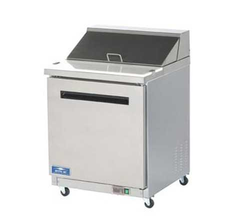 Commercial Sandwich / Salad Preparation Refrigerators