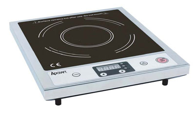 Countertop Induction Ranges and Induction