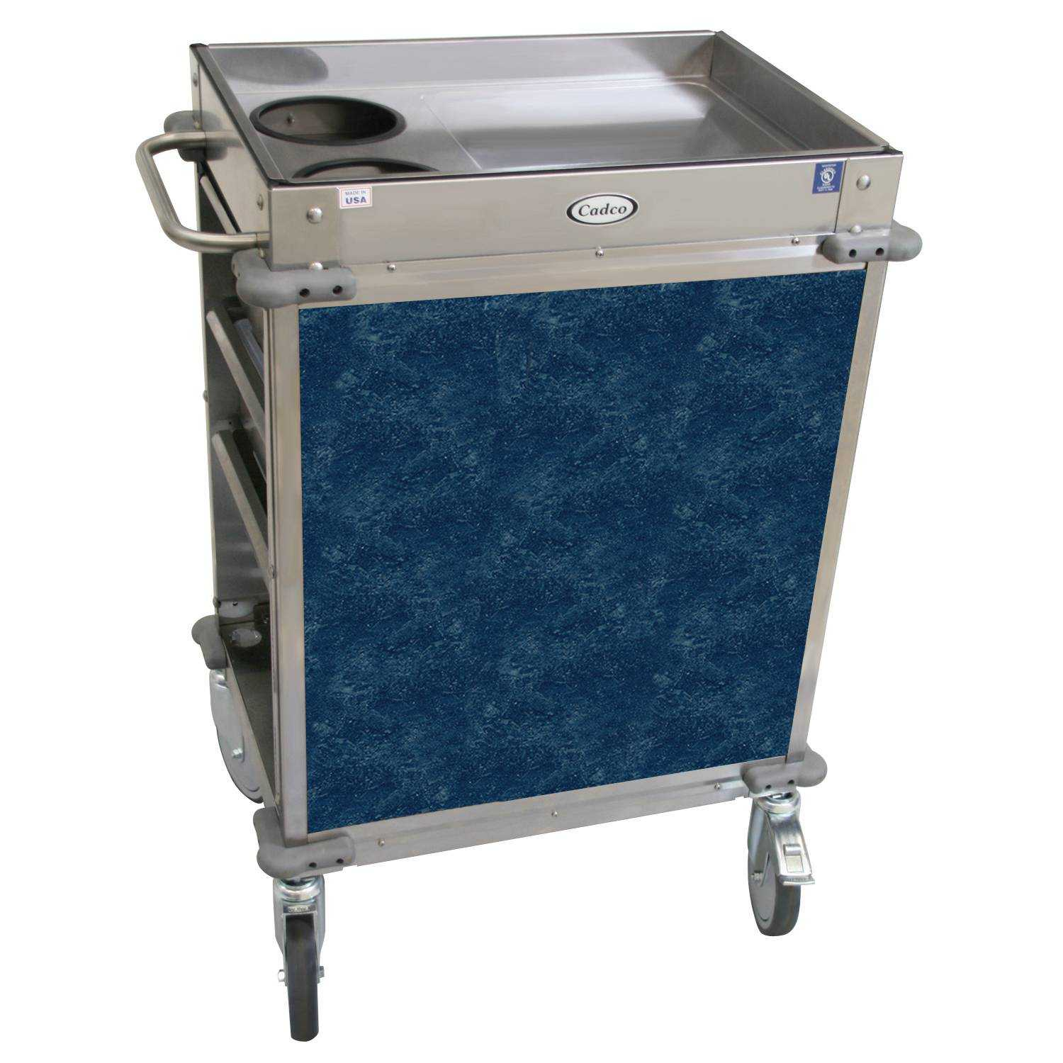 Mobile Hot/Cold Carts