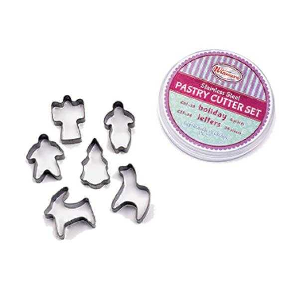Cookie Pastry Cutters