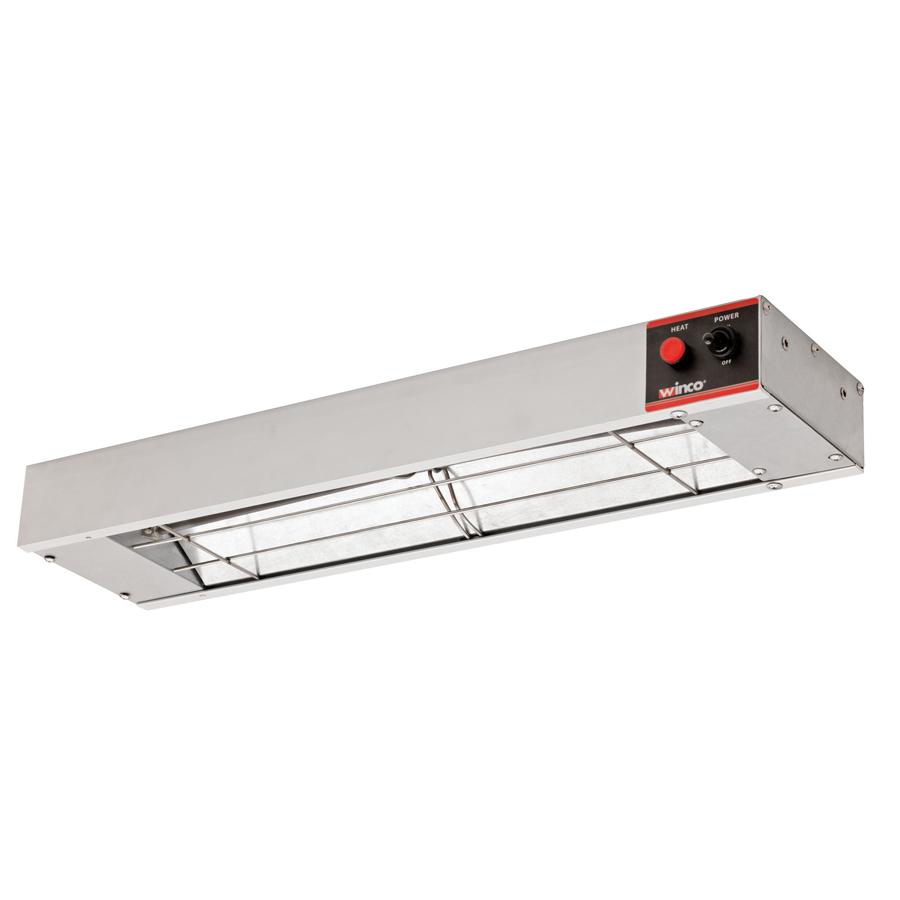 Overhead Single Strip Food Warmer Heat Lamps