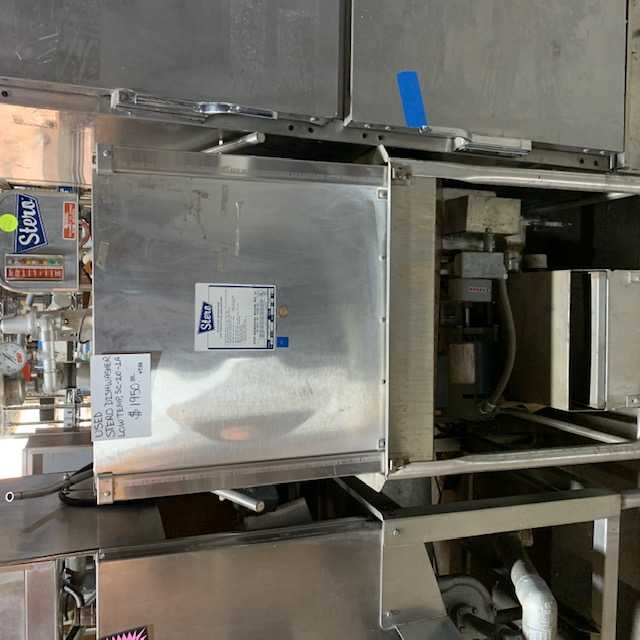 Used Dishmachines