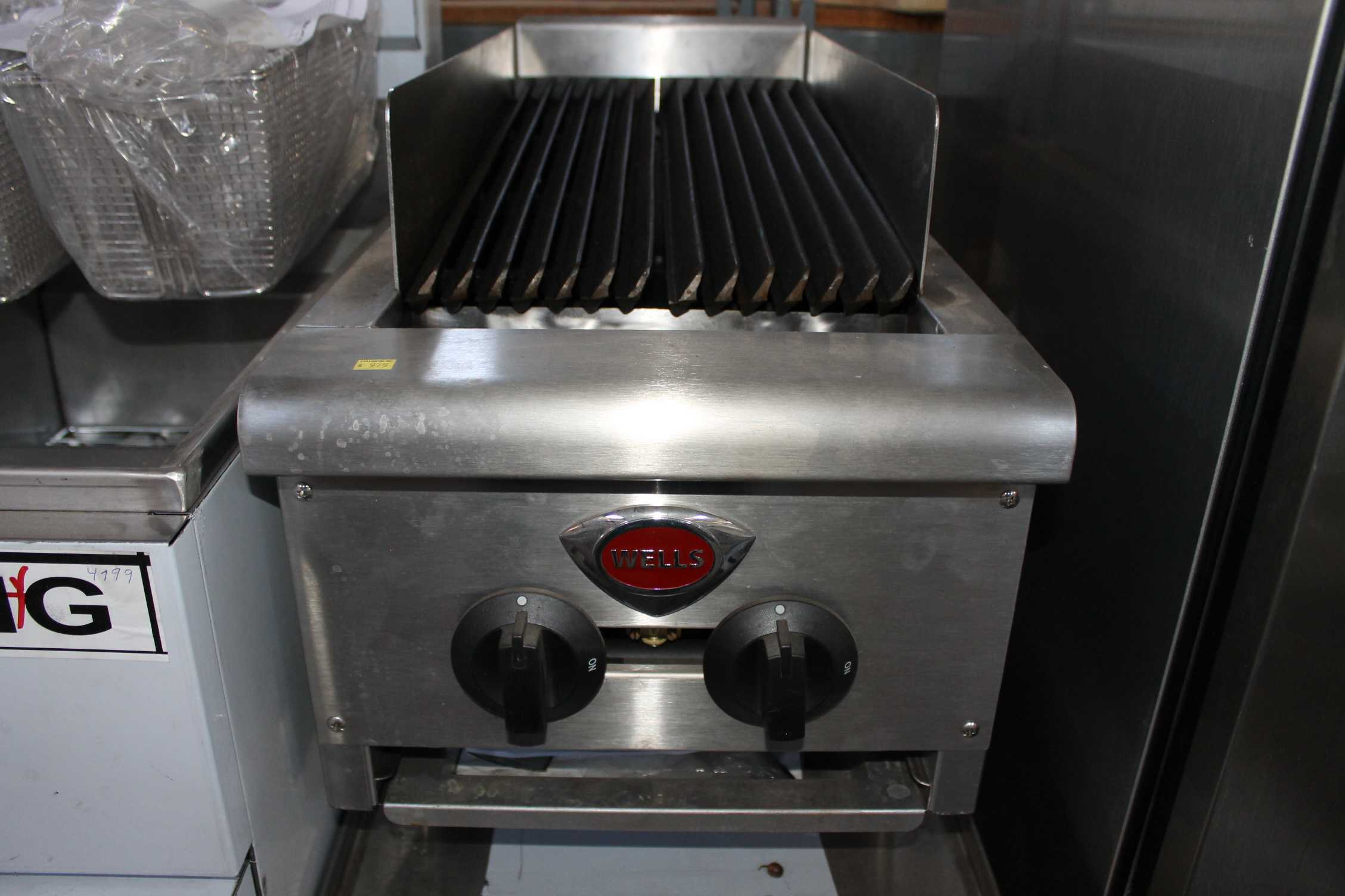 Used Cooking Equipment