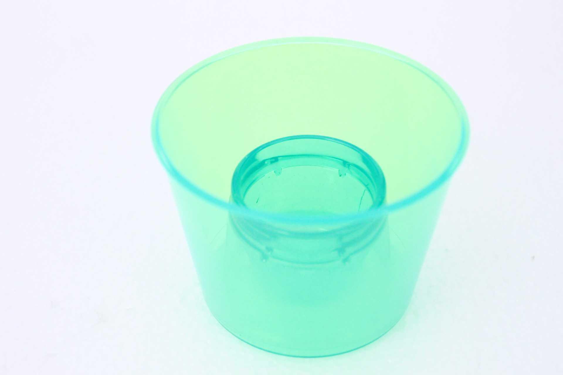 Reusable Plastic Barware & Dessert Shot Glasses