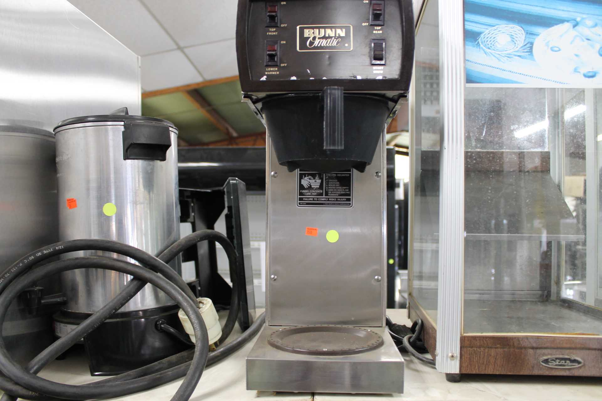 Used Coffee / Espresso Equipment