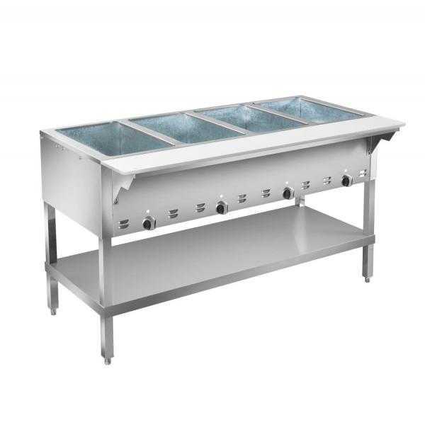 Gas Steam Tables