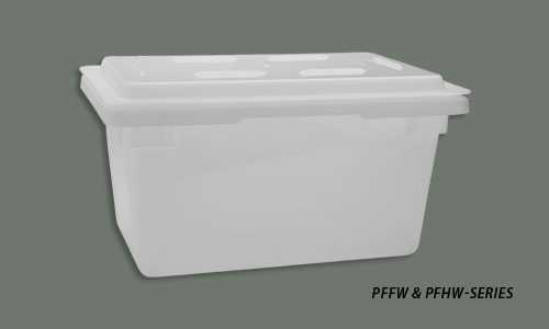 Food Storage Boxes and Covers