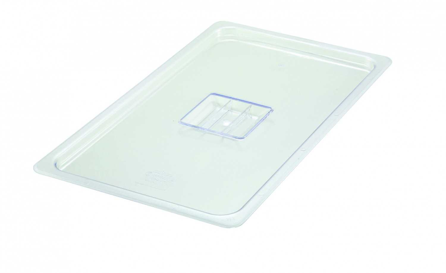 Plastic Food Pans, Drain Trays, and Lids