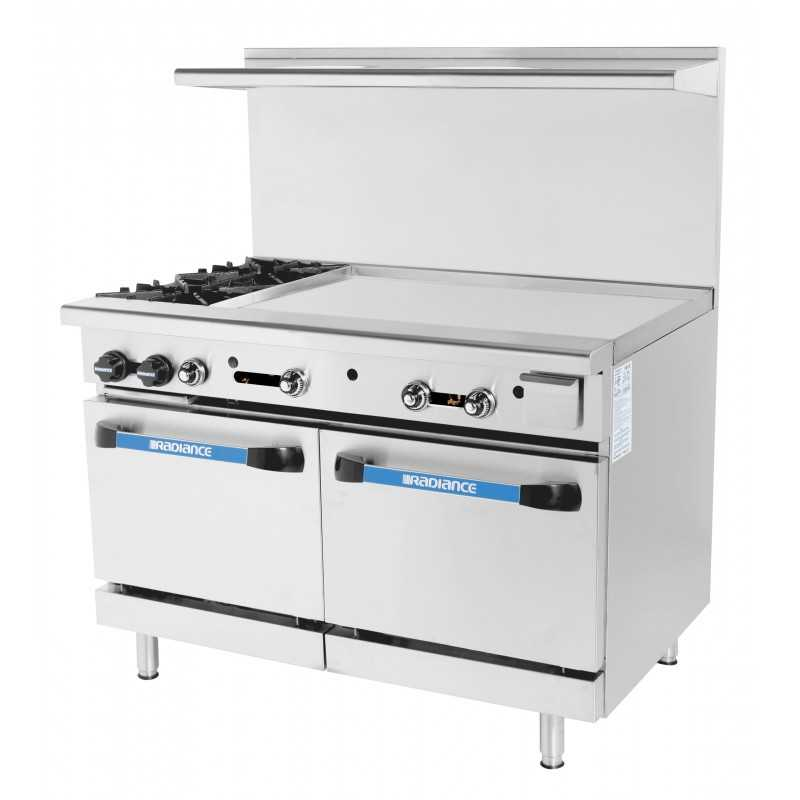 Commercial Restaurant Ranges