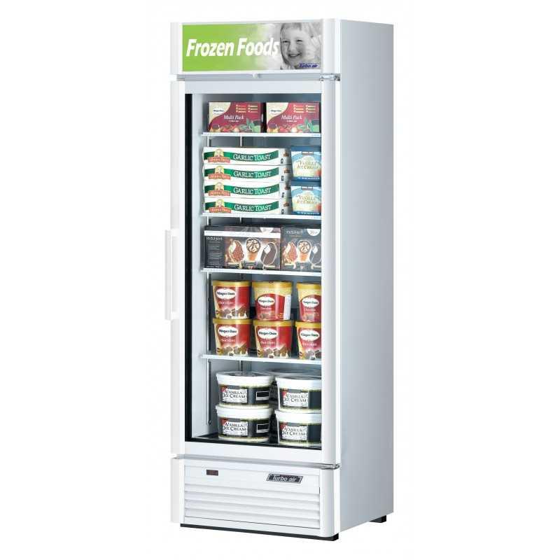 Merchandising Glass Door Freezers