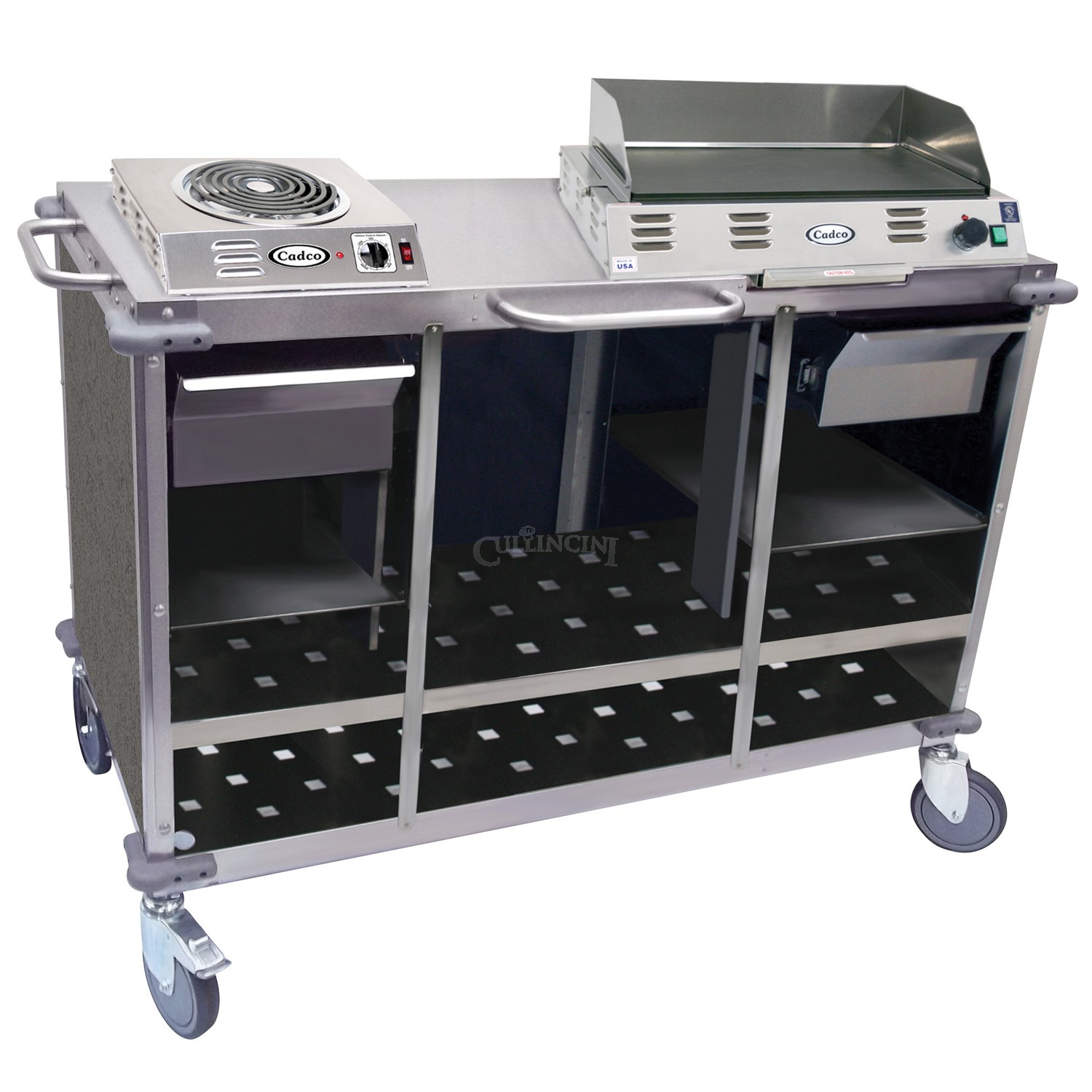Mobile Specialty Carts