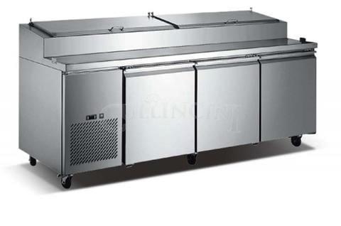 Commercial Pizza Preparation Refrigerators