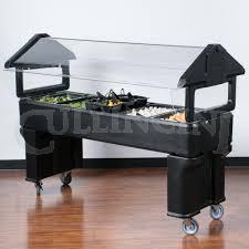 Table Top Salad Bar
