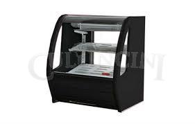 Refrigerated Food Display