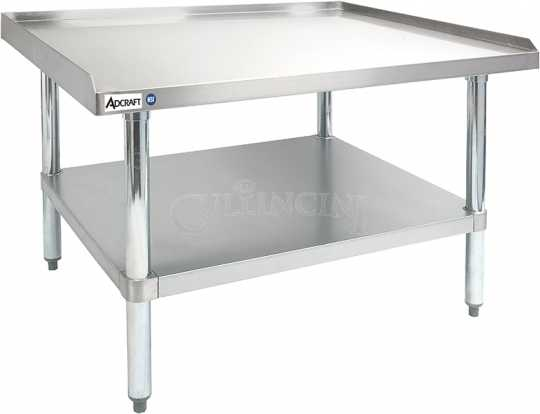 Equipment Stands, Mixer Stands and Filler Tables
