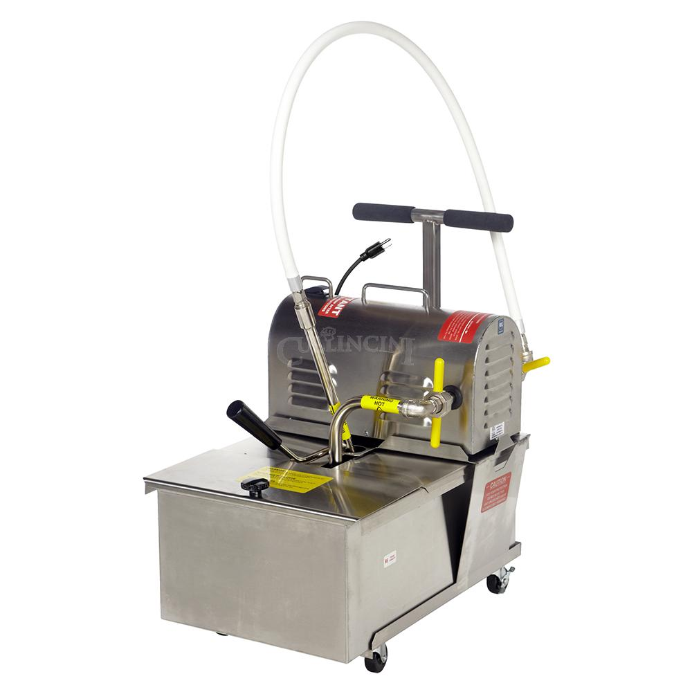 Fryer Oil Filtration Equipment & Supplies
