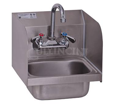 Gsw Hand Sink Wall Mount 12 1 8l X 12 1 8w X 12 1 2d Hs