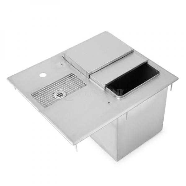 Underbar Ice Bins and Coctail stations