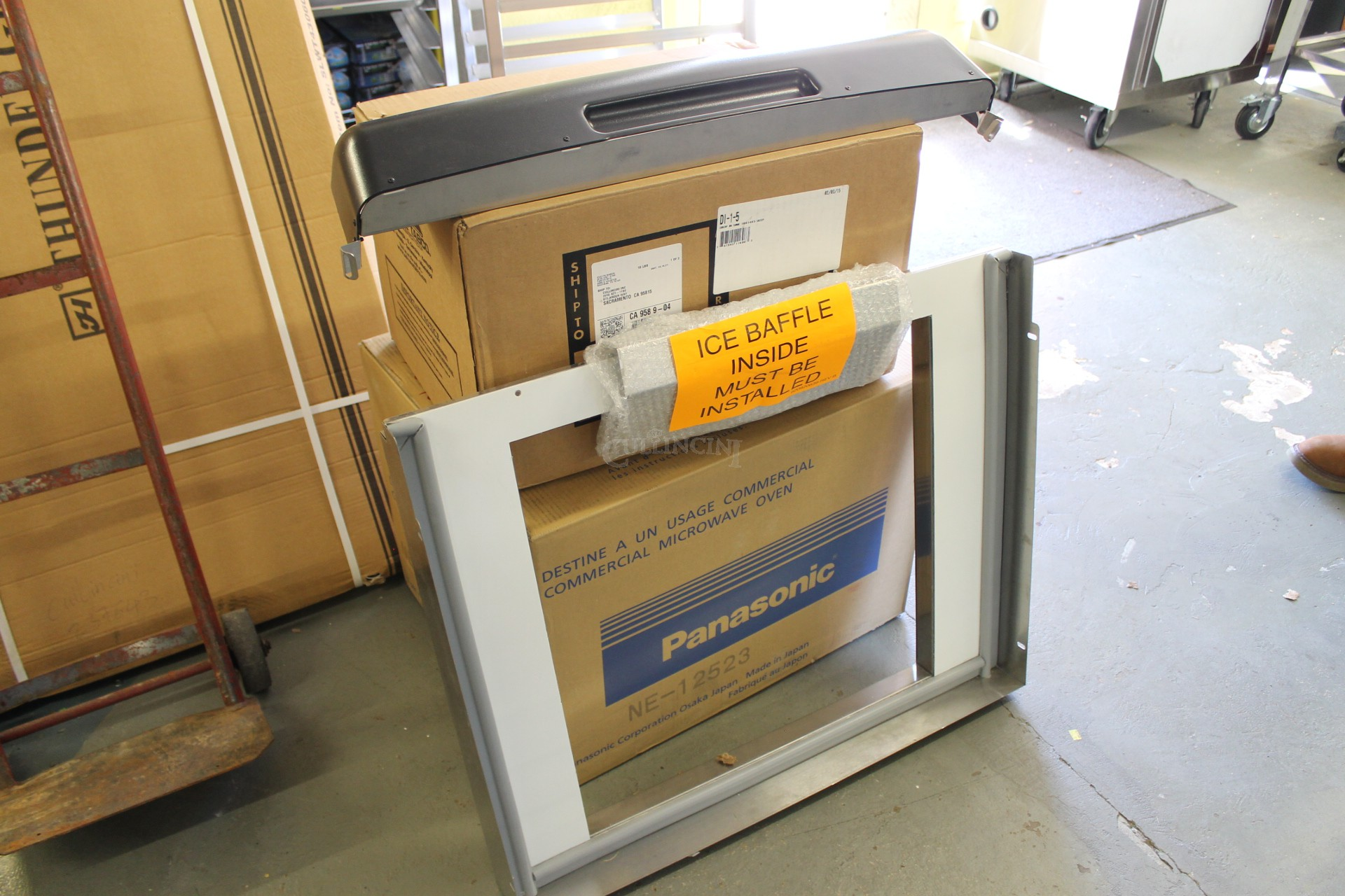Used Ice Machines