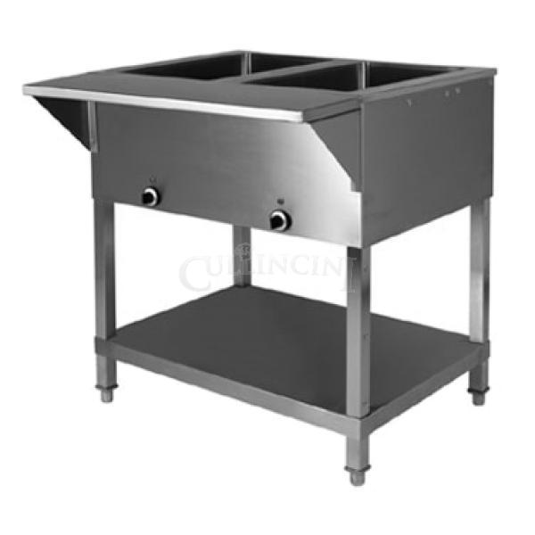 Electric Steam Tables