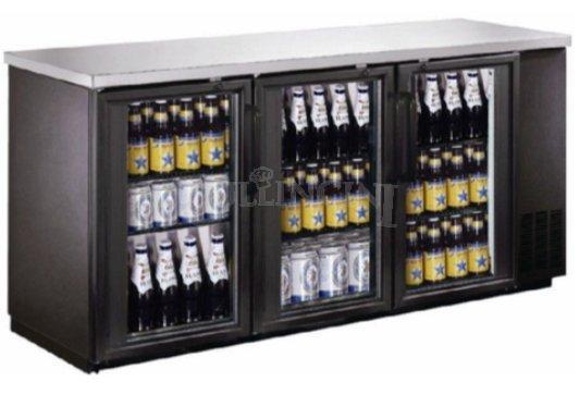 Back Bar Coolers