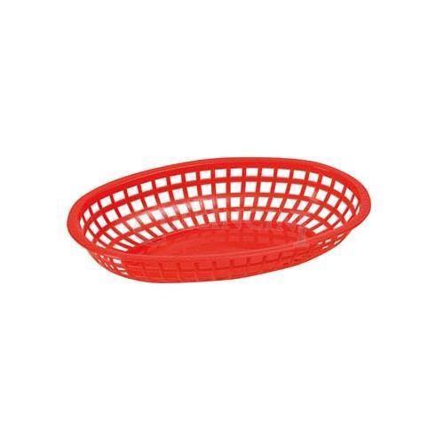 Oval Plastic Food Baskets