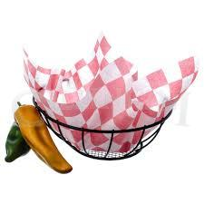 Disposable Paper Basket Liners