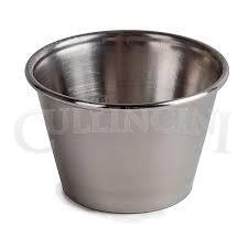 Stainless Steel Ramekins and Sauce Cups