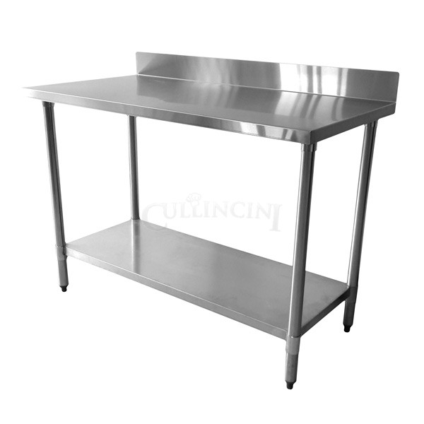 Stainless Steel Work Tables Cullincini Restaurant Supply - Restaurant supply prep table