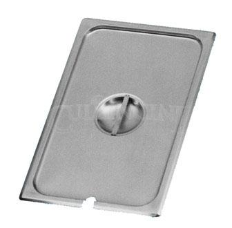 Stainless Steel & Plastic Steam Table Pan Covers