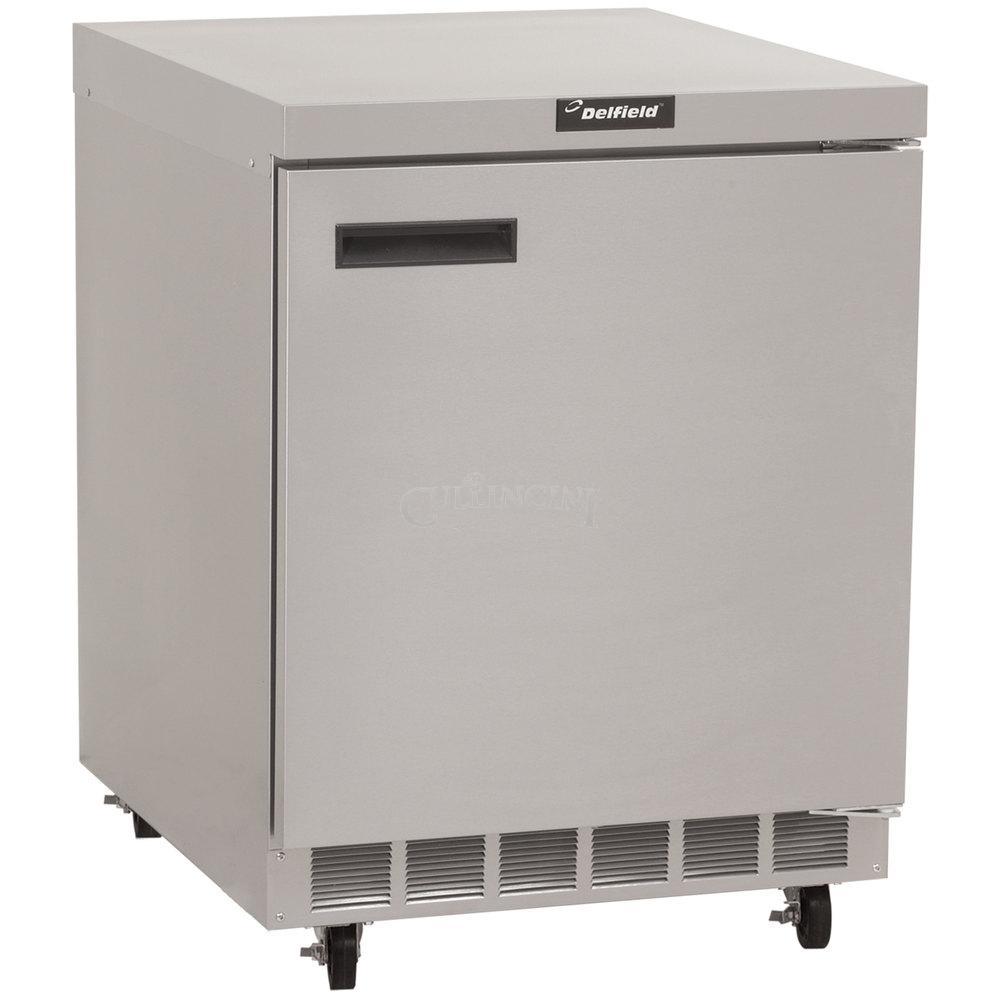 Commercial Undercounter Freezers